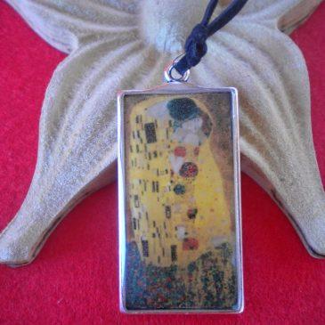 Homenaje a Gustav Klim «El Beso y La Maternidad»