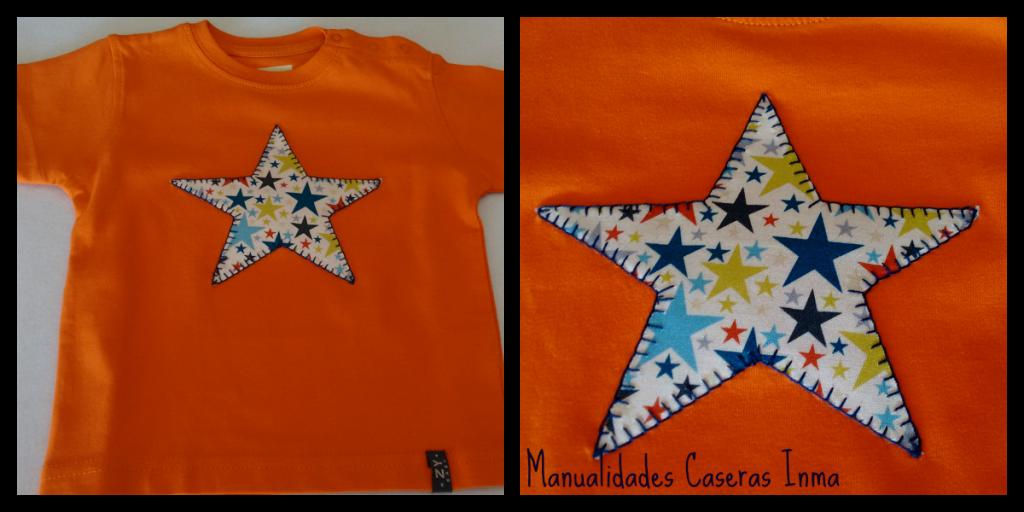 Manualidades Caseras Inma Camiseta de niño