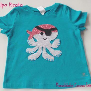 Manualidades para regalar : Camisetas de animales marinos