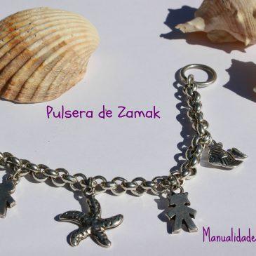 Manualidades para regalar :Pulseras de Zamak _ Reto Facilisimo_
