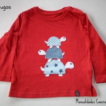 Camiseta tortugas