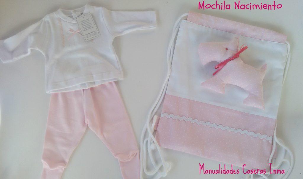 Manualidades Caseras Inma _Regalos para melliza niña en tonos rosas